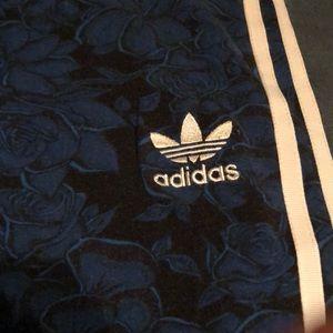 adidas Pants - Adidas Floral Tights